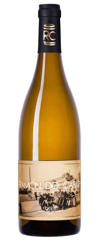 Vino Blanco Ribeiro Ramon do Casar Nobre